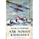 När Nobile räddades