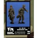 U.S. Cal.30 Machinegun Team