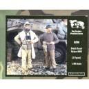 British Desert Raiders WWII
