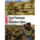 Soviet Paratrooper vs Mujahideen Fighter Afghanistan 1979–89
