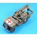 Willys Ambulance Conversion set