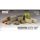 Modern City Set
