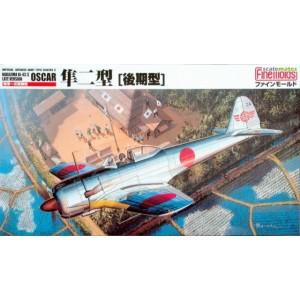 Nakajima Ki-43 II Oscar Late Version