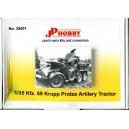 Kfz. 69 Krupp Potze Artillery Tractor - for Tamiya Kit
