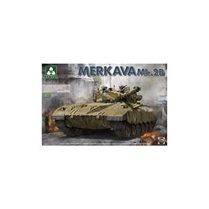 Israeli MBT Merkava Mk.2b