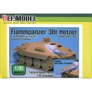Flammpanzer 38t Hetzer Conversion set