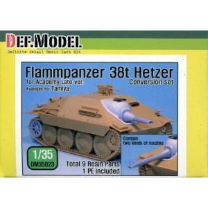 Flammpanzer 38t Hetzer Conversion set