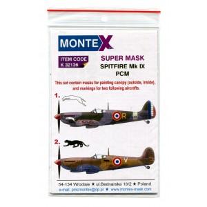 Super Mask Spitfire Mk IX
