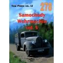 Samochody Wehrmacht Vol. V