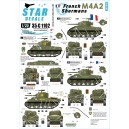 French Shermans  part 1 M4A2