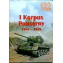I Korpus Pancerny 1944 - 1945