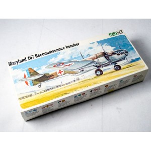 Maryland 167 Reconnaissance bomber