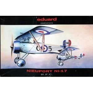 Nieuport Ni-17 R.F.C
