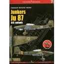 Junkers Ju 87 D/G variants