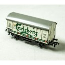 DR freight Wagon Carlsberg