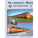 Milwaukee Road Locomotives. Volume 1. - EMD E, F and FP Passenger & Freight Locomotives.