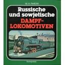 Russische und sowjetische Dampflokomotiven