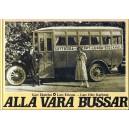 Alla våra bussar