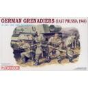 German Grenadiers - East Prussia 1945