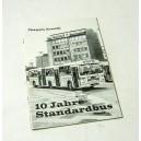 10 Jahre Standardbus