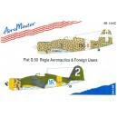Fiat G.50 Regia Aeronatutica & Foreign Users