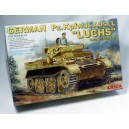 German Pz.Kpfw.II Ausf.L - Luchs