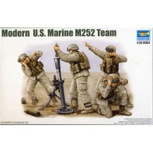 Modern U.S. Marine M252 Team