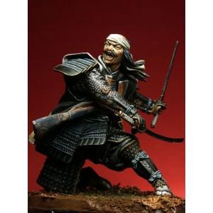 Duelling Samurai