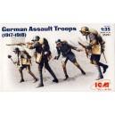 German Assault Troops 1917 - 1918