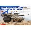 Merkava Mk.IIID Israeli/IDF Late LIC MBT