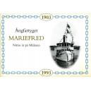 Ångfartyget Mariefred - Nittio år på Mälaren