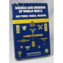 Badges and Insignia of World War II - Air Force - Naval - Marine