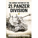 The Combat History of the 21st Panzer Division
