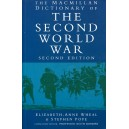 The MacMillan Dictionary of the Second World War