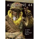 Airborne 44: 12 inch Allied D-Day Paratrooper Figures