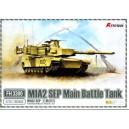 US MBT M1a2 Sep