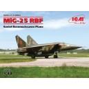 Mikoyan-Gurevich MiG-25RBF Foxbat-D