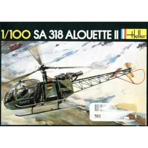 SA 318 Alouette II