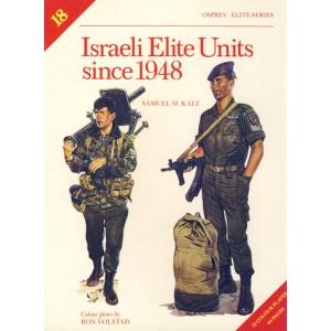 Israeli Elite Units since 1948