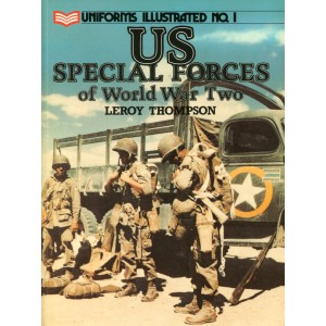 US Special Forces of World War Two