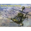 OH-58D Kiowa Warrior Walk around