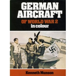 German Aircraft of World War 2 in Colour