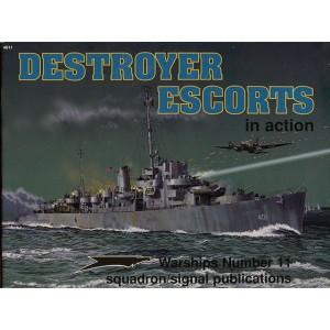 Destroyer Escorts in action