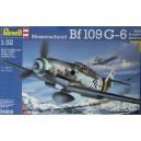 Messerschmitt Bf 109G-6 Late & Early Version