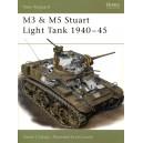 M3 & M5 Stuart Light Tank 1940-45