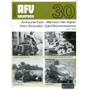 Armoured Cars - Marmon-Herrington, Alvis-Straussler, Light Reconnaissance