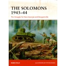 The Solomons 1943–44 The Struggle for New Georgia and Bougainville