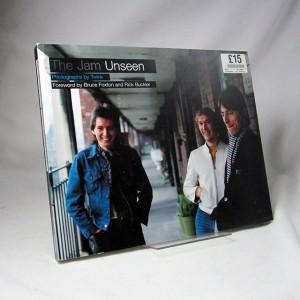 The Jam Unseen