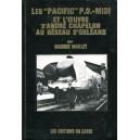 """Les """"Pacific"""" P.O.-MIDI et l'oeuvre D'André Chapelon au Réseau D'Orléans"""