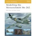 Modelling the Messerschmitt Me 262